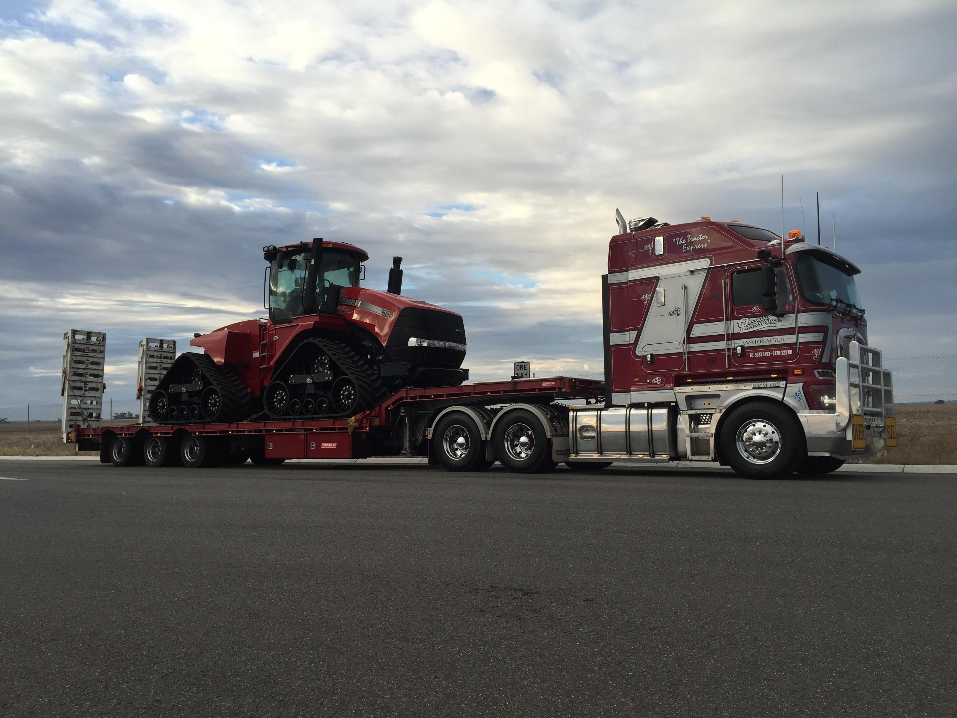 RedRoo Shocks - Olsson's Transport